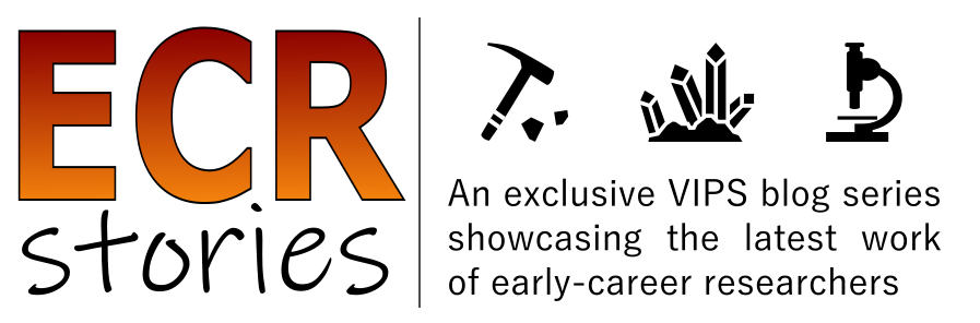 Early Career Researcher Stories Logo. Text on logo reads: An exclusive VIPS blog series showcasing the latest work of early-career researchers.